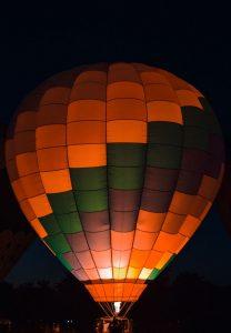 Ballongflyg för två – en oförglömlig upplevelse